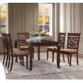 Grape 7pc Dining Set