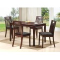Lexus 5pc Dining Set