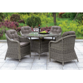 Canistota Round Patio 4pc Set