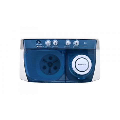 LG 16.5KG  Twin Tub Washing Machine