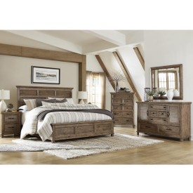 Canyon Road 5pc King Bed Room Set