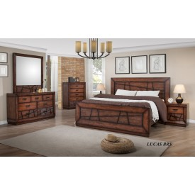 Lucas 5pc Bedroom Set