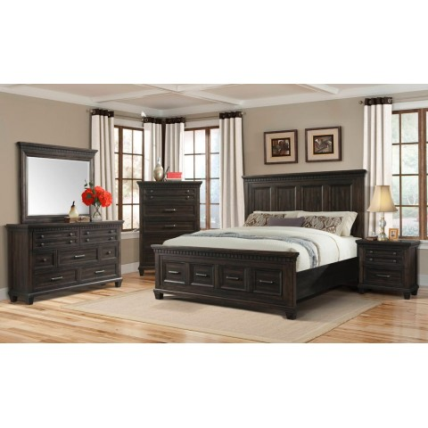 McCabe Queen 4pc Bedroom Set