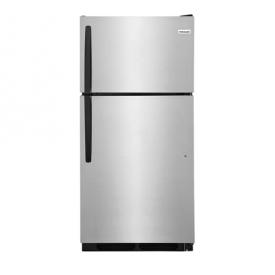 Frigidaire 14cu Sliver Refrigerator