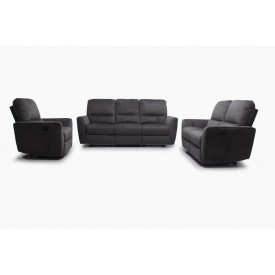 5 Recliner Sofa set