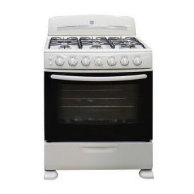 GE 6 Burner Gas Range